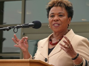 Congresswoman Lee, CA